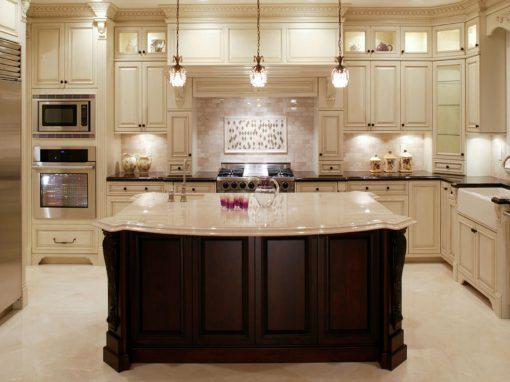 آشپزخانه U  شکل 1