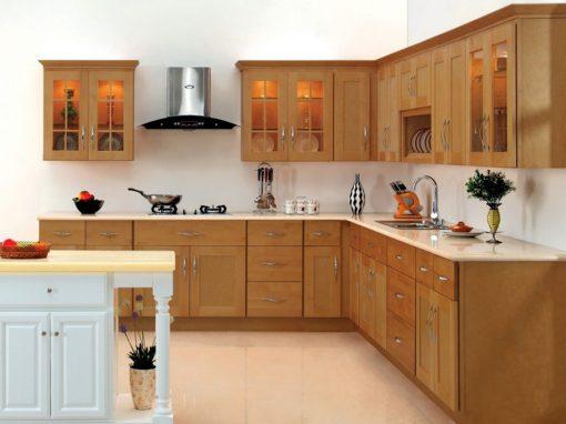 آشپزخانه L شکل 1