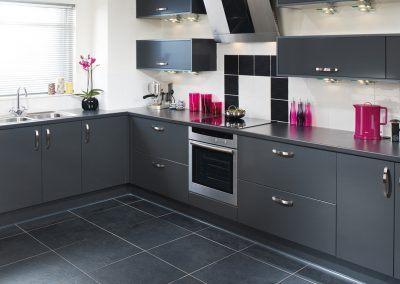 آشپزخانه L شکل 2